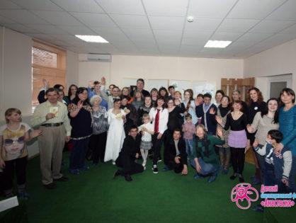 Марина Шамара в театре для всех