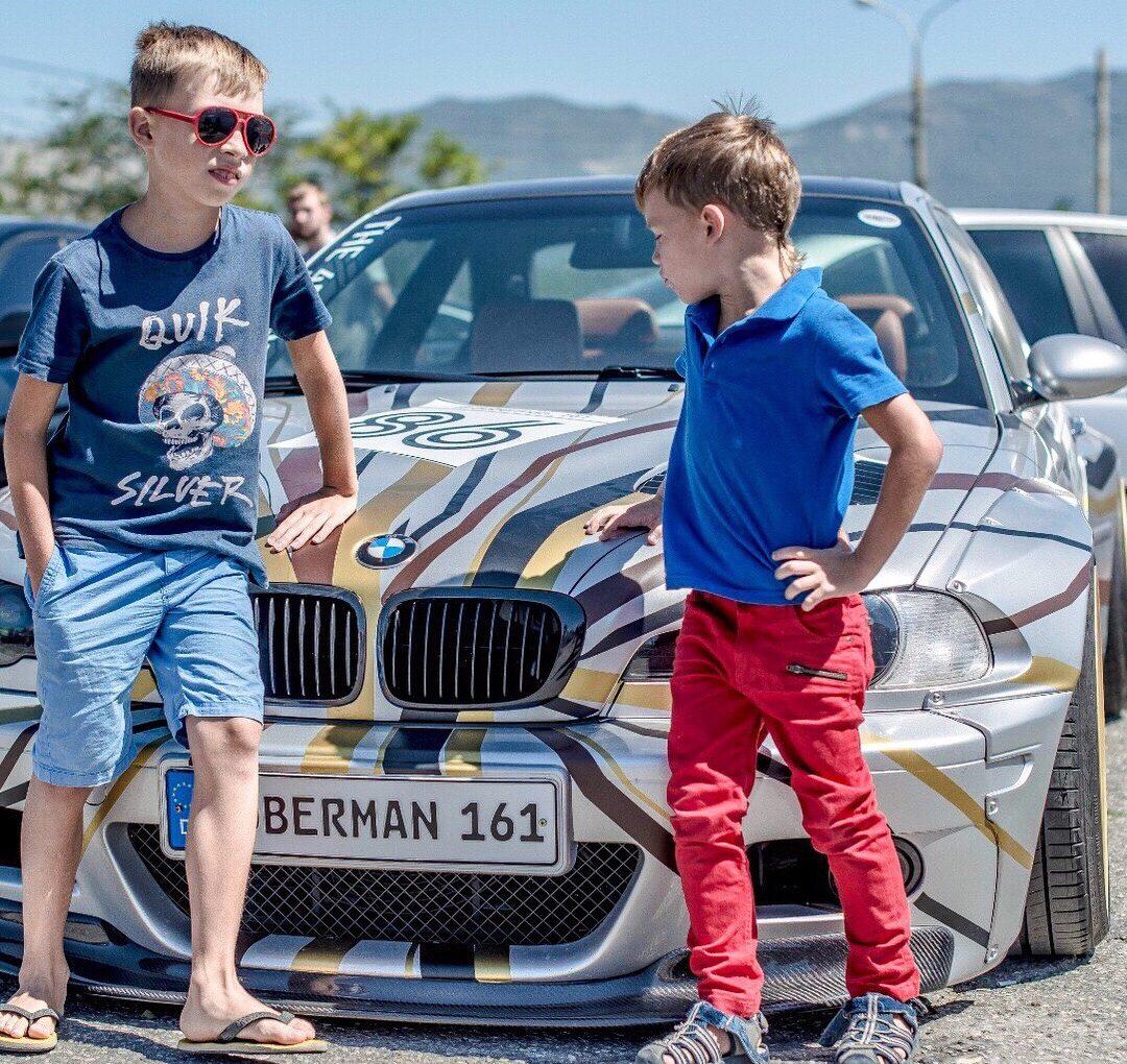 Благотворительный BMW Club Fest